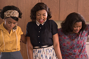Janelle Monae, Taraji P. Henson, and Octavia Spencer. 20th Century Fox Movies