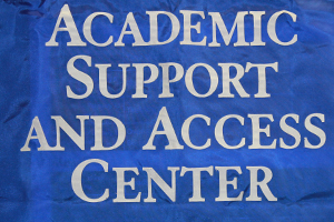 Academic Support and Access Center