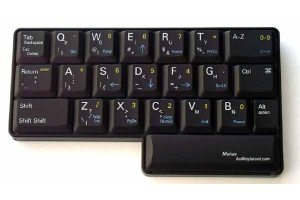 Adaptive Keyboards