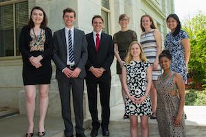 2016 Student Achievement Award Winners