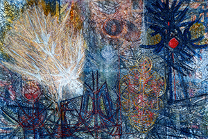 Jimmy Ernst Icarus