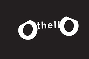 Image of the AU Othello promotional poster