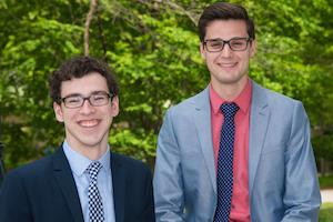 Outstanding Scholarship winners for Undergraduates height