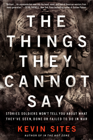 The Things They Cannot Say Book Cover