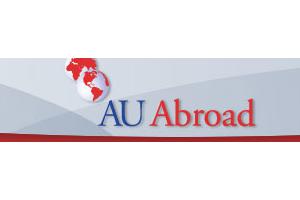AU Abroad logo