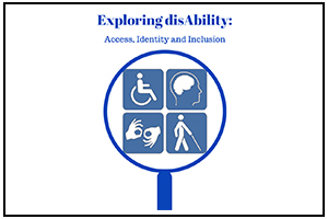 Exploring disAbility Workshop