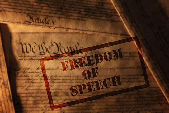 Constitution Freedom of Speech
