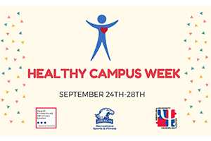 AU 2018 Healthy Campus Week