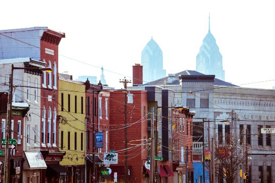Philadelphia fishtown district