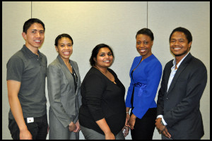 SIS Alumni of Color Group Spring 2013
