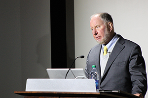 Robert Putnam, the Peter and Isabel Malkin Professor of Public Policy, Harvard University