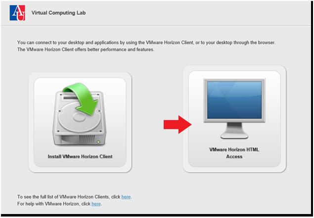 Step 2: Web Access Button