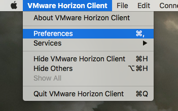 Step 6: Client Preferences